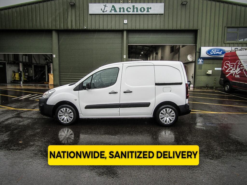Citroen Berlingo SL15 ZVS