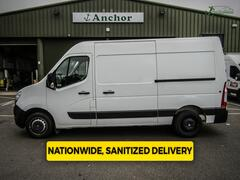 Nissan NV400 MJ17 GVK