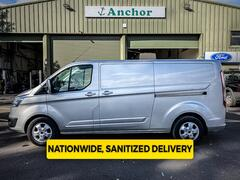 Ford Transit Custom BJ17 MXP