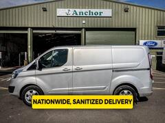 Ford Transit Custom BT15 ZGE