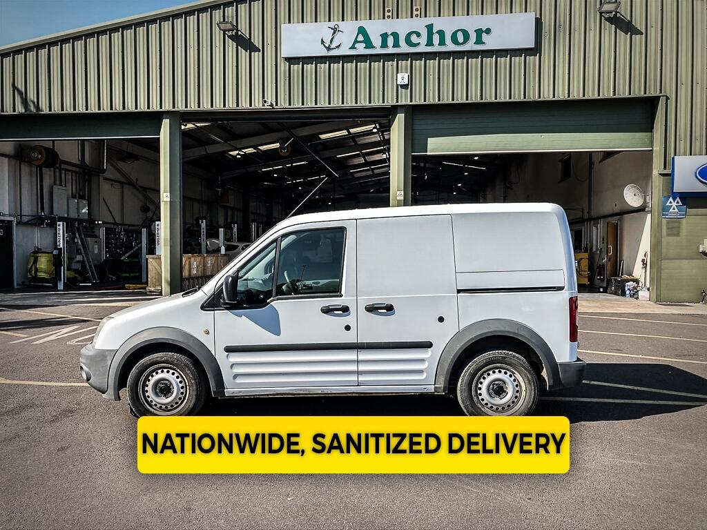 Ford Transit Connect YG12 NVX
