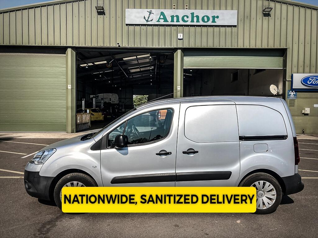 Citroen Berlingo DS15 ONF