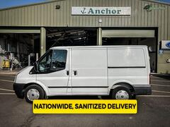 Ford Transit DH54 SES
