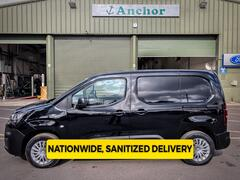 Citroen Berlingo LB68 OTN