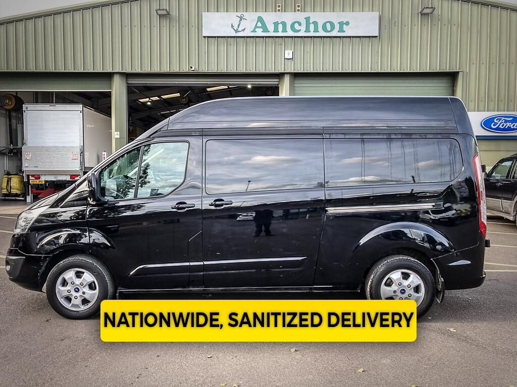 Ford Transit Custom BP17 SWW