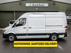 Mercedes Sprinter LN14 NWC