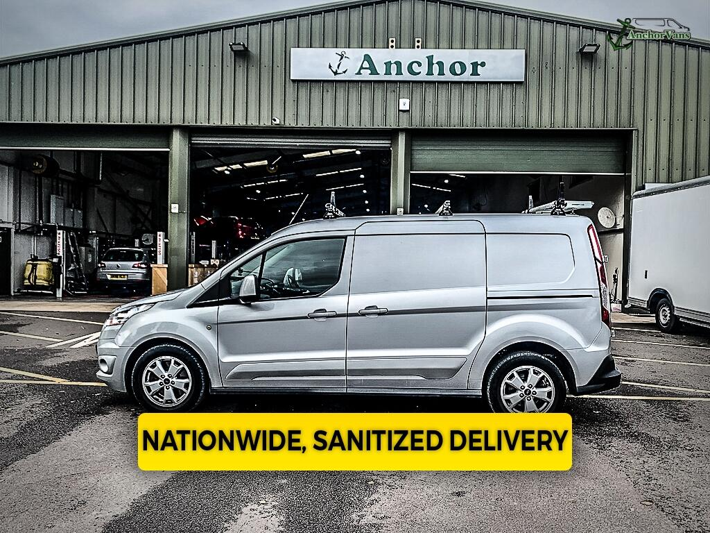 Ford Transit Connect BD64 WTA