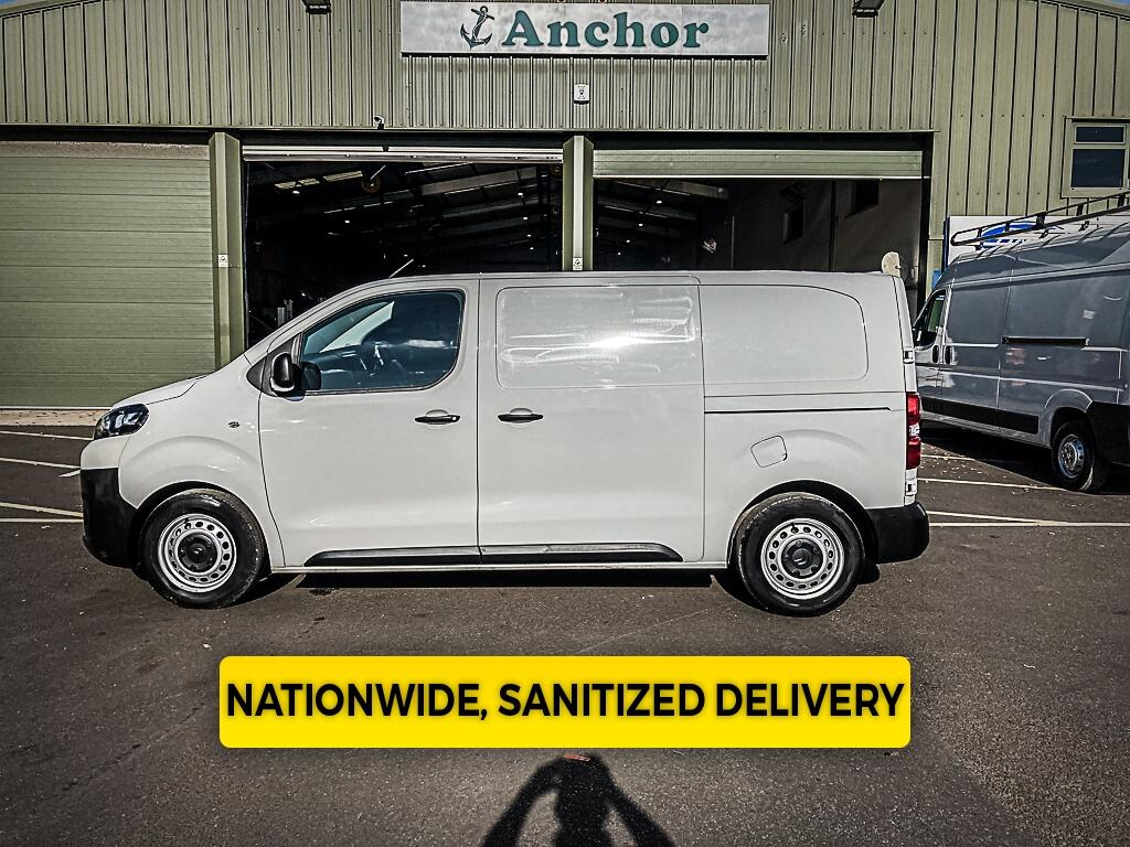 Citroen Dispatch LD17 XRP