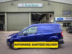 Ford Transit Courier VU66 HCZ
