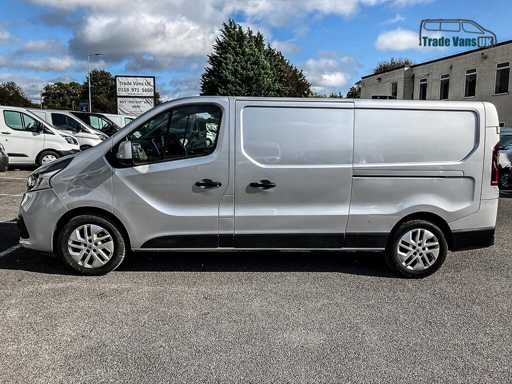 Renault Trafic BX66 ZSE