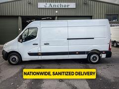 Vauxhall Movano GM65 WSW