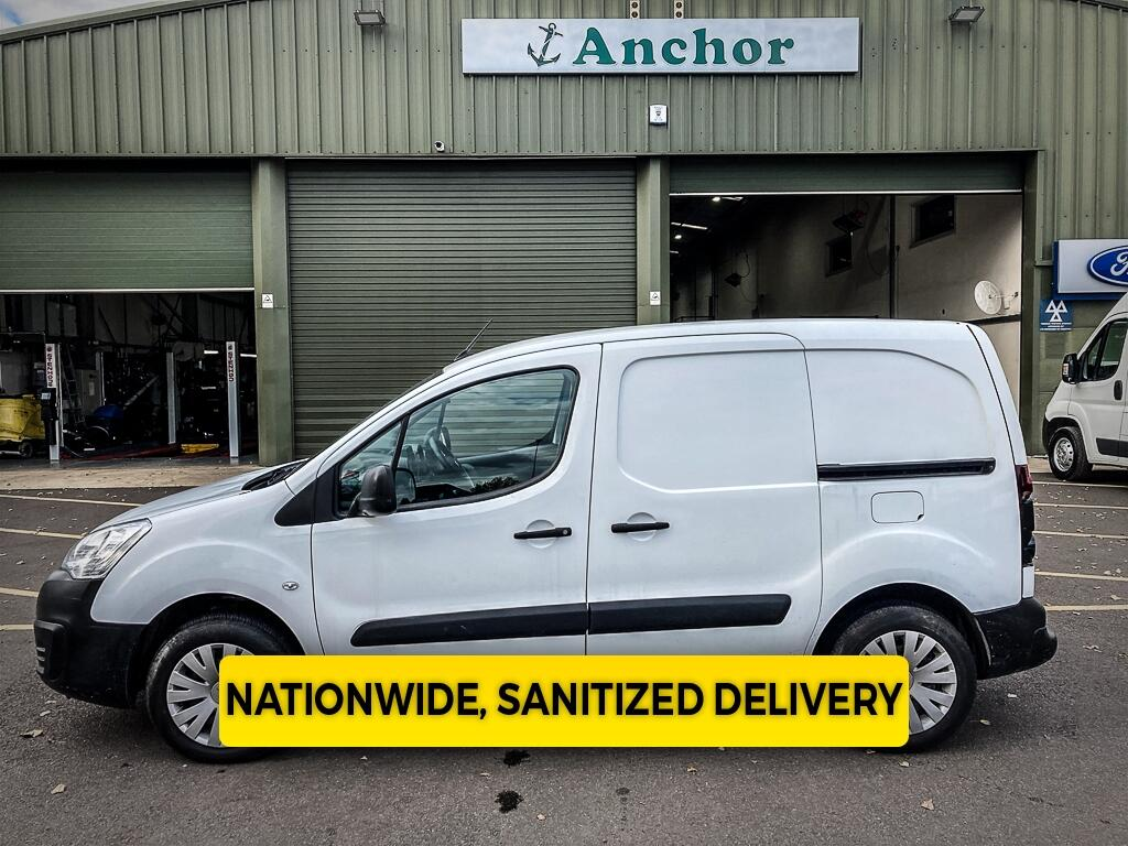 Citroen Berlingo PO66 WLD