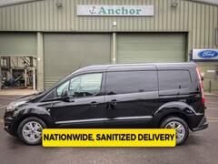 Ford Transit Connect YP67 BHL