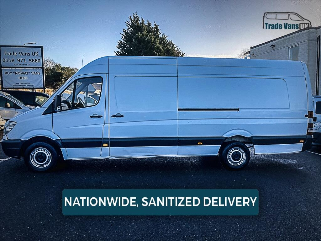 Mercedes Sprinter WP11 BDX