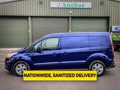Ford Transit Connect RK16 VYV