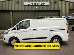 Ford Transit Custom MJ18 PVU
