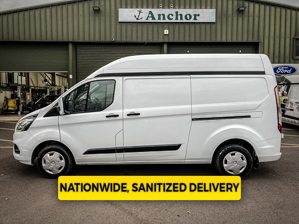 Ford Transit Custom BT18 WOM