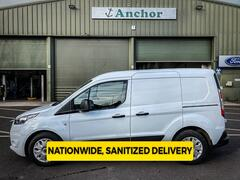 Ford Transit Connect WR67 DLE