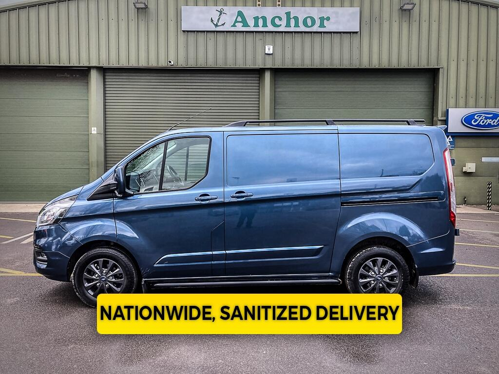 Ford Transit Custom WP68 UVG