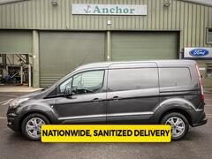 Ford Transit Connect MH65 LPU