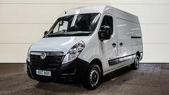 Vauxhall Movano HD17 AOY