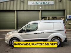 Ford Transit Connect YX66 XUE