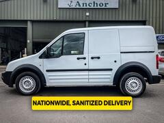 Ford Transit Connect YE62 VNB