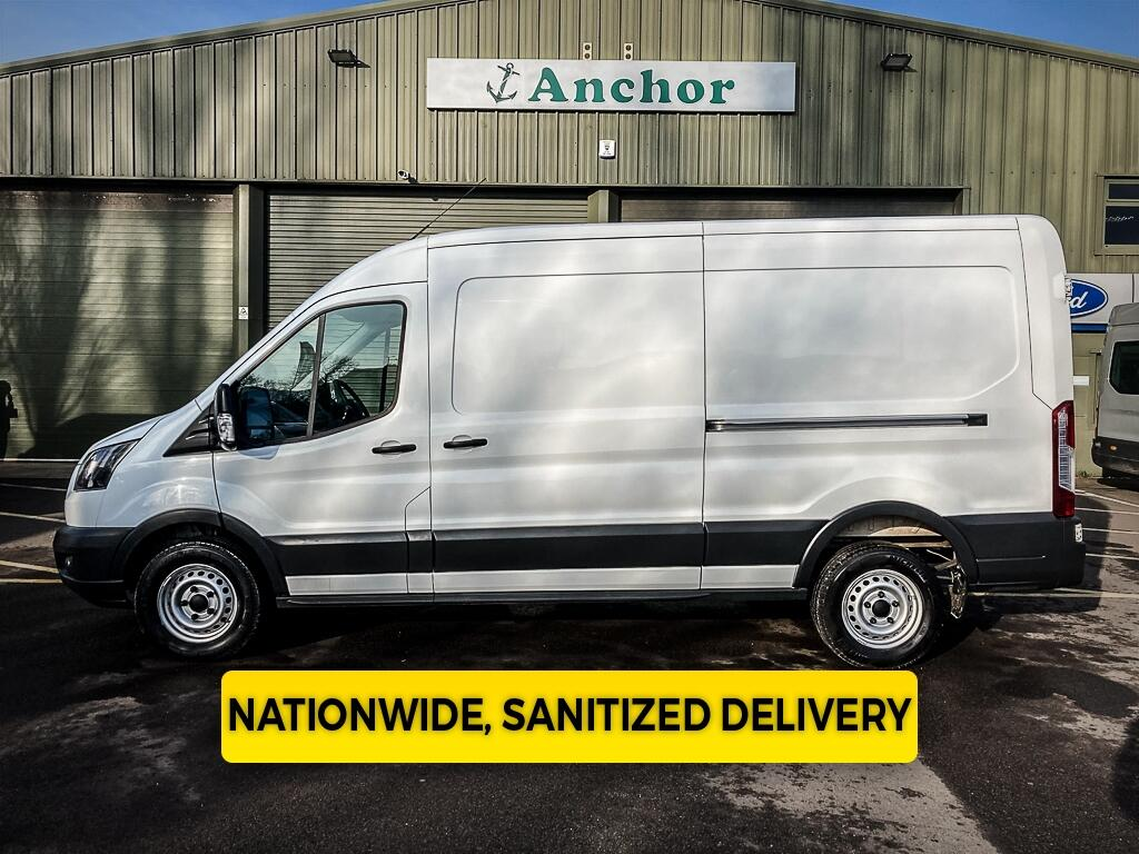 Ford Transit SP67 XSB
