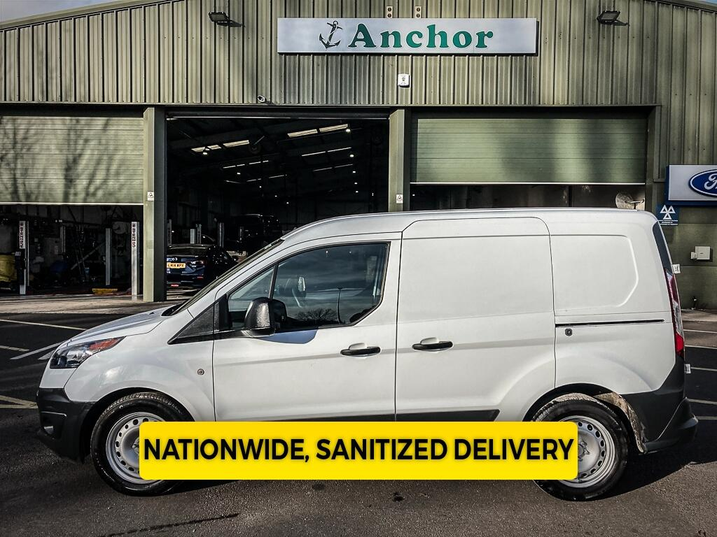 Ford Transit Connect BG67 FZZ
