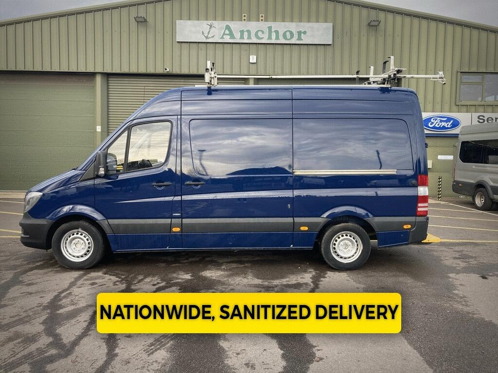 Mercedes Sprinter WP64 GAU