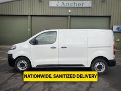 Citroen Dispatch YL17 KLP