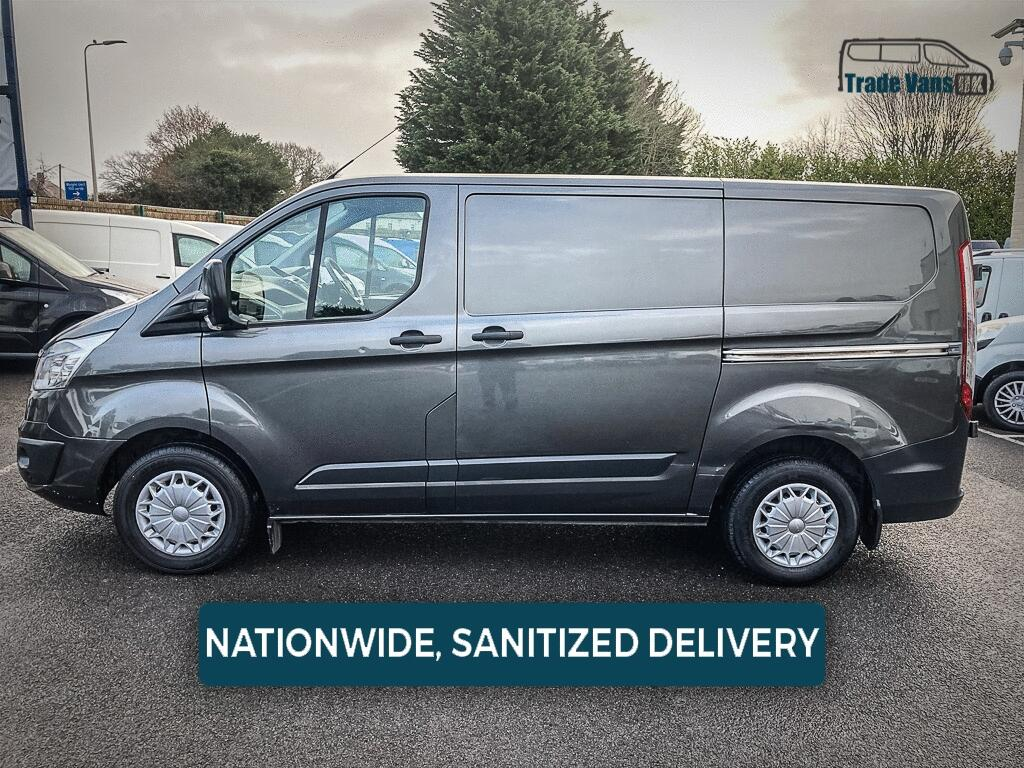 Ford Transit Custom BT15 HHG
