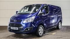 Ford Transit Custom BT15 VOH