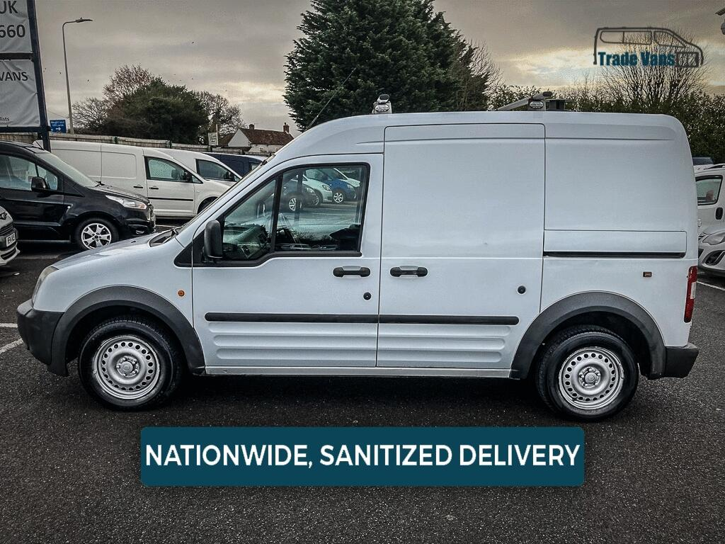 Ford Transit Connect BX07 VYJ