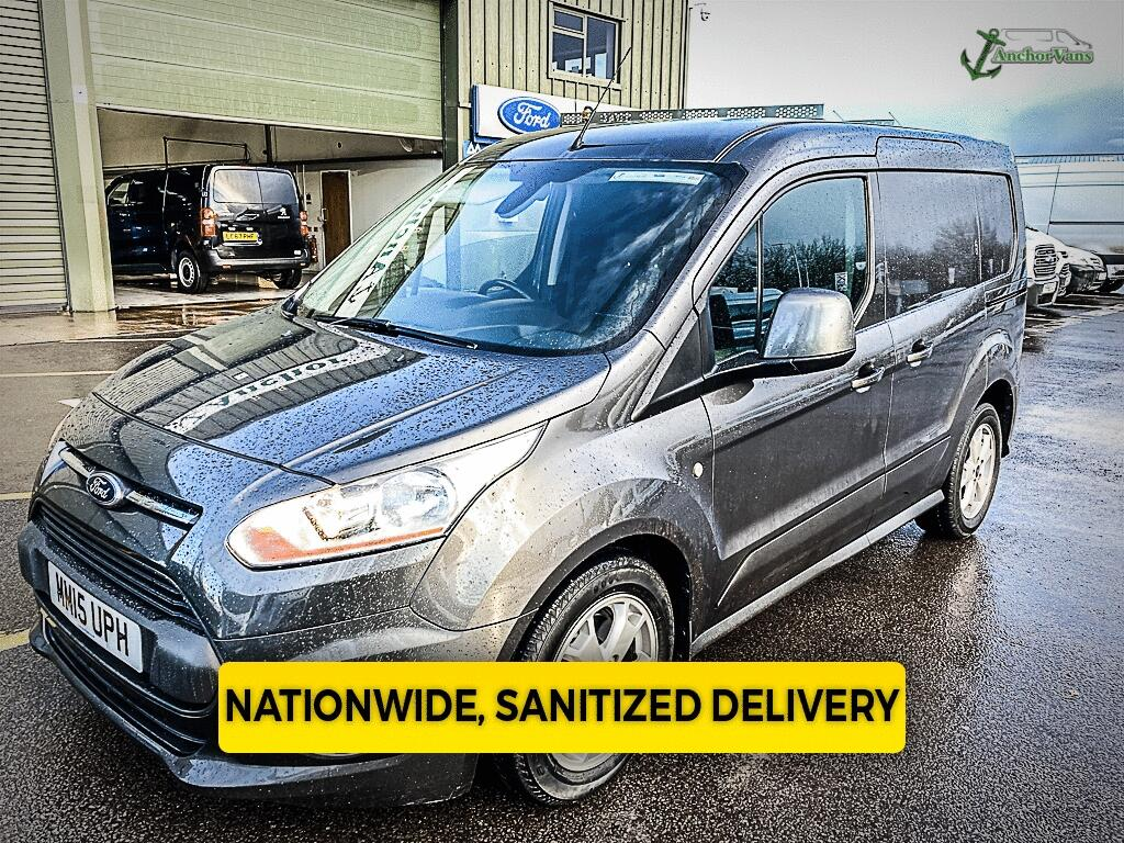 Ford Transit Connect MM15 UPH