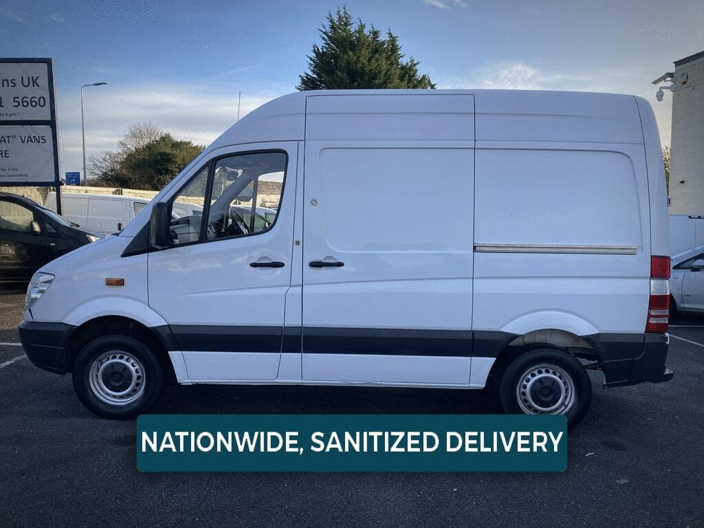 Mercedes Sprinter YC62 ZGY