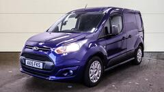 Ford Transit Connect AX15 FKS
