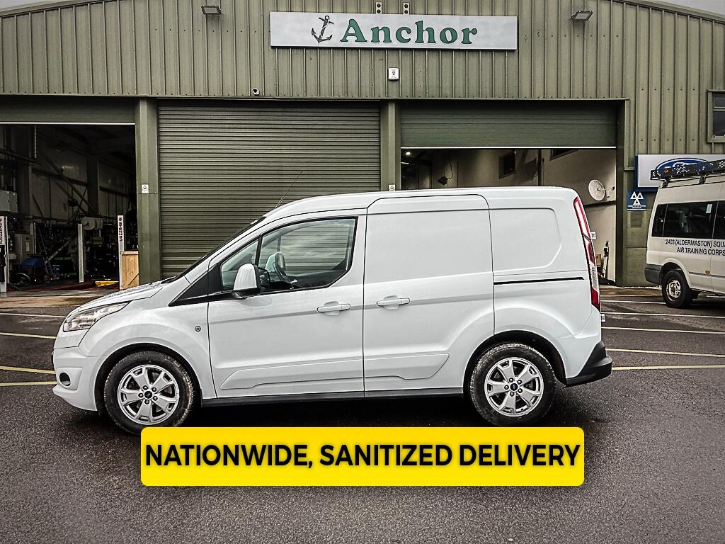 Ford Transit Connect YM18 SXA