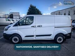 Ford Transit Custom BT14 WUP