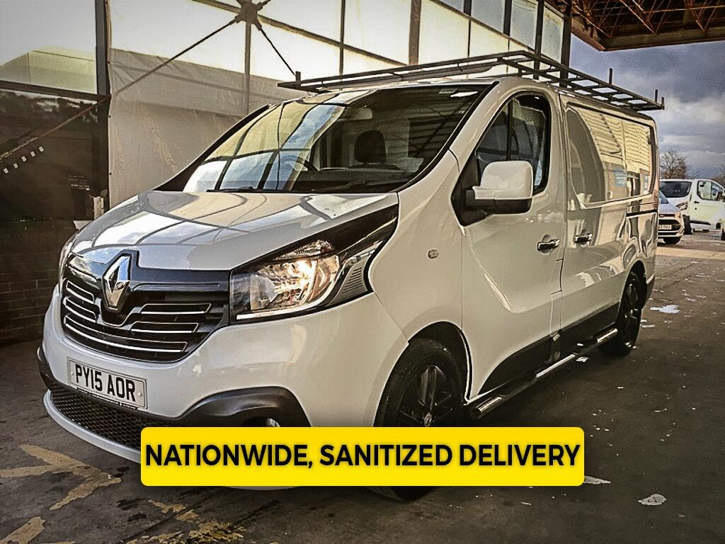 Renault Trafic PY15 AOR