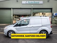 Ford Transit Connect LL67 UDS