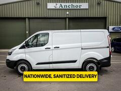 Ford Transit Custom MV18 LPL