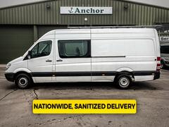 Mercedes Sprinter YT12 GWL