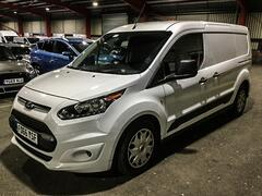 Ford Transit Connect FD66 YSF