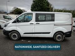 Ford Transit Custom NV66 GLK