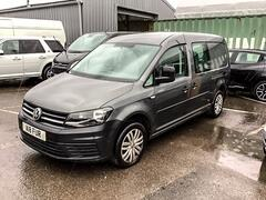 Volkswagen Caddy Maxi A18 FUR