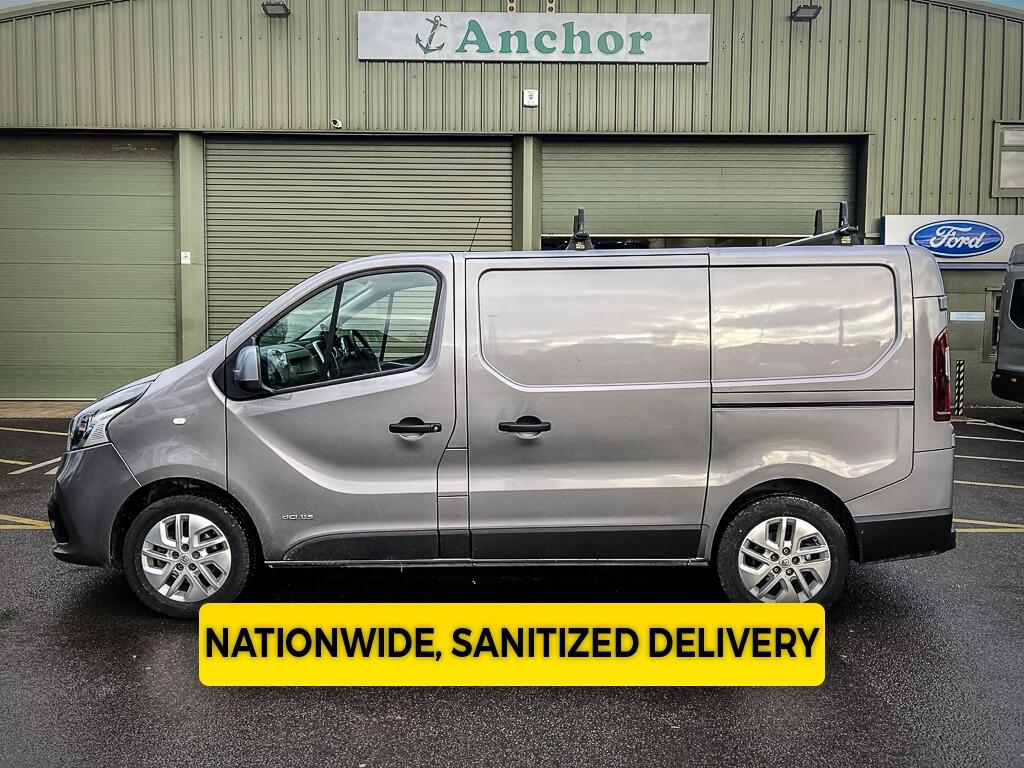 Renault Trafic OY66 BSV