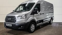 Ford Transit WP68 WOB