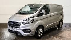 Ford Transit Custom CX68 LSV