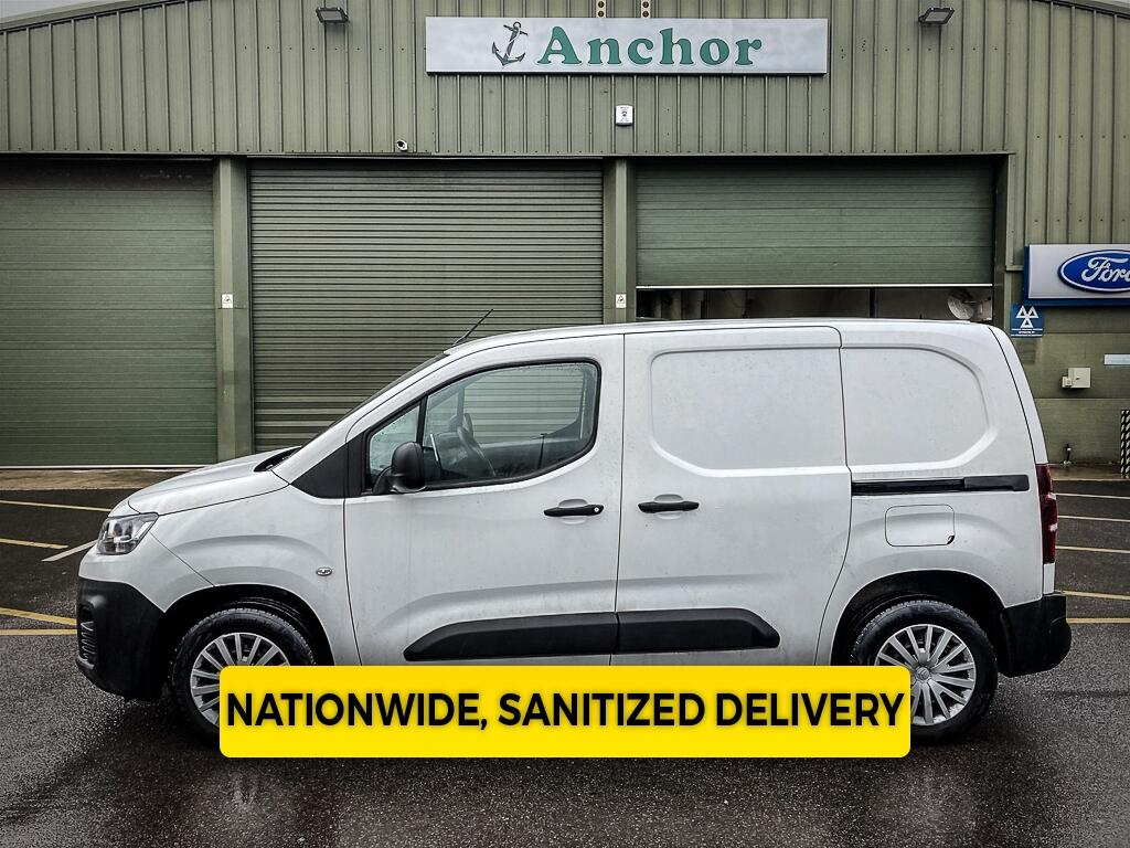 Citroen Berlingo EW19 NFC
